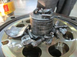 Гидромотор KPM Kawasaki M3X530ACN