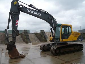ремонт гидроцилиндров Volvo