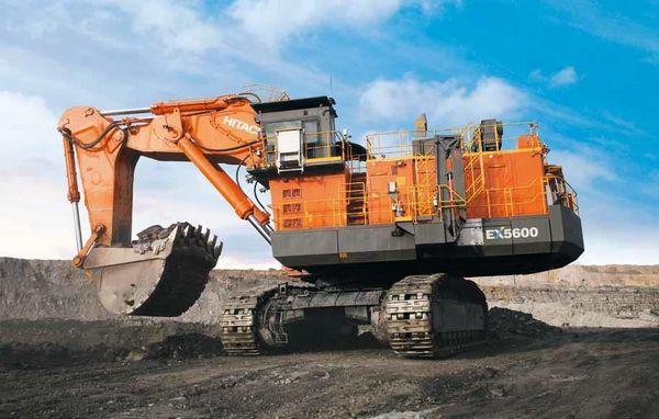 ремонт и восстановление гидроцилиндров для экскаваторов Hitachi