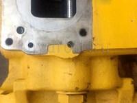 Komatsu HPV375 ремонт сервопоршеня управления поворотной плитой