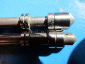 Kawasaki K3V112DT сервопоршень регулятора ПОСЛЕ восстановления