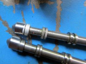 Kawasaki K3V140 сервопоршень регулятора ПОСЛЕ восстановления