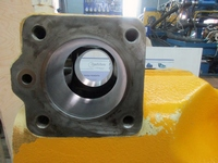 Восстановительные работы для гидронасоса BUCYRUS A4VSO355