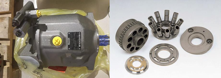 Запчасти для гидронасоса Bosch Rexroth A4VG140