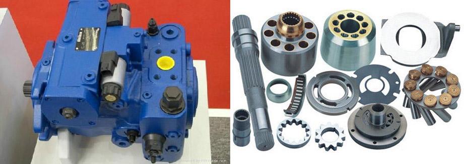 Запчасти для гидронасоса Bosch Rexroth A4VG180