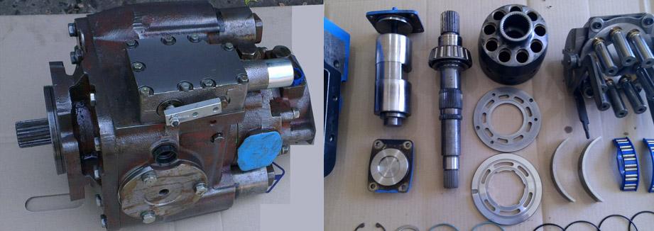 Запчасти для гидронасоса Bosch Rexroth A2FO28