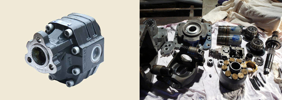 Запчасти для гидронасоса Bosch Rexroth A2FO200