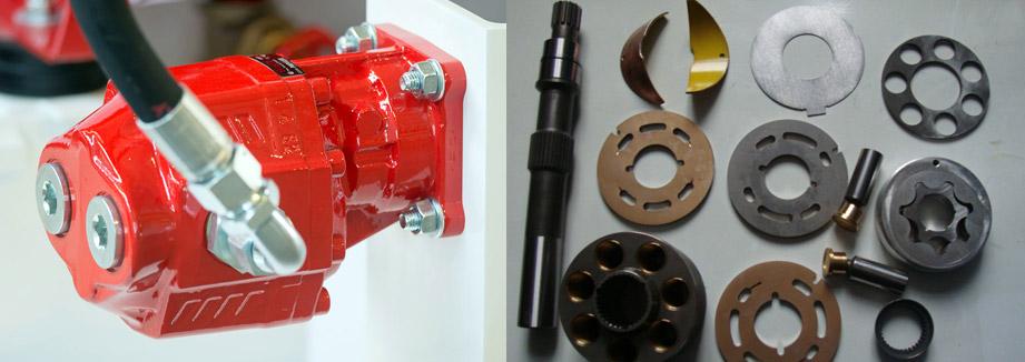 Запчасти для гидронасоса Bosch Rexroth A11VO250