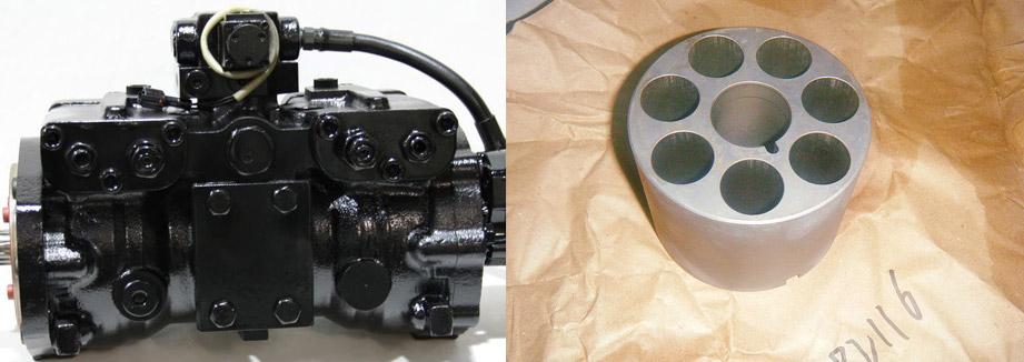 Запчасти для гидронасоса Bosch Rexroth A2FO1000