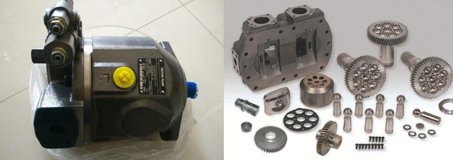 Запчасти для гидронасоса Bosch Rexroth A8V59