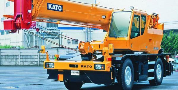 ремонт гидроцилиндров KATO