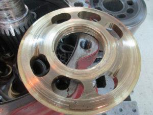 Ремонт гидромотора KPM Kawasaki M3X530ACN