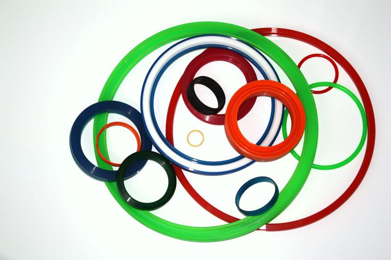 Кольца для гидроцилиндров