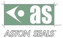 Продажа и изготовление аналогов уплотнений Aston Seals