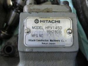 Запчасти для гидронасосов Hitachi