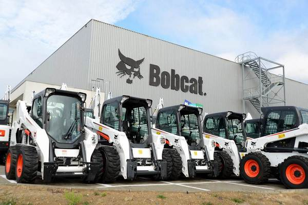 Техника Bobcat