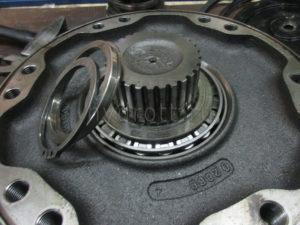 Гидронасос Sauer Danfoss MPT046