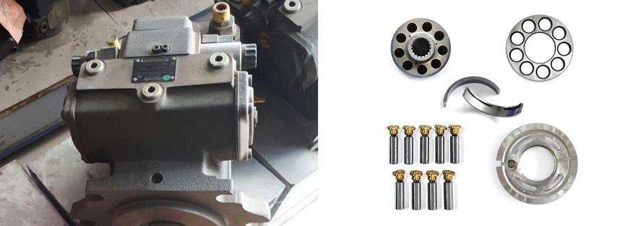 Запчасти для гидронасоса Bosch Rexroth A4VG105