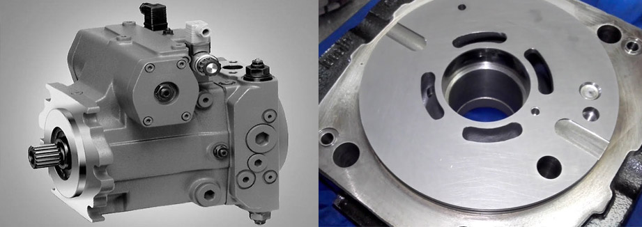 Запчасти для гидронасоса Bosch Rexroth A4VG125