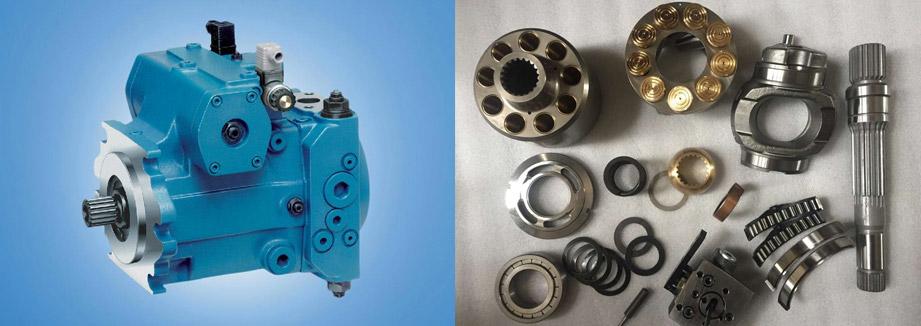 Запчасти для гидронасоса Bosch Rexroth A11VO500