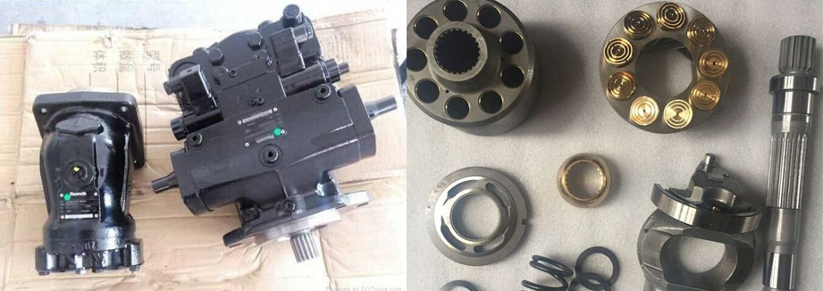 Запчасти для гидронасоса Bosch Rexroth A8V500