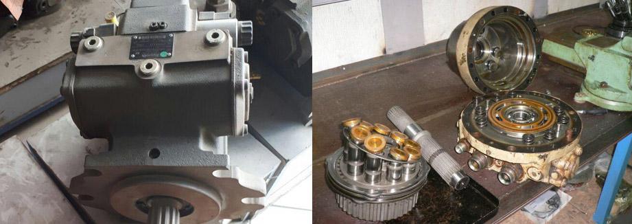 Запчасти для гидронасоса Bosch Rexroth A8V225