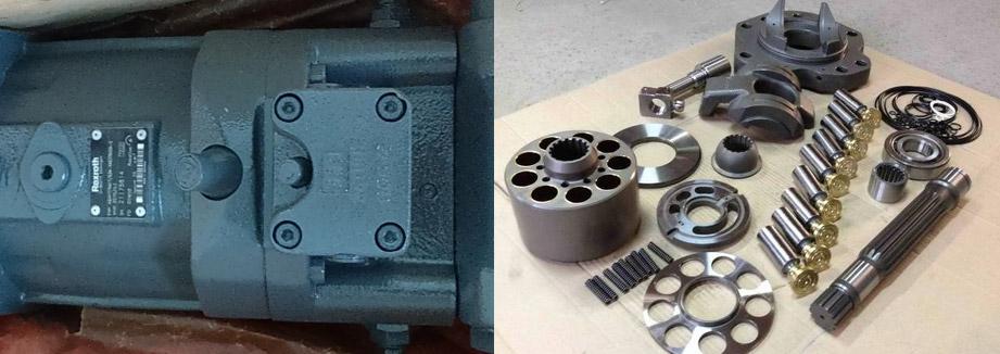 Запчасти для гидронасоса Bosch Rexroth A8V80
