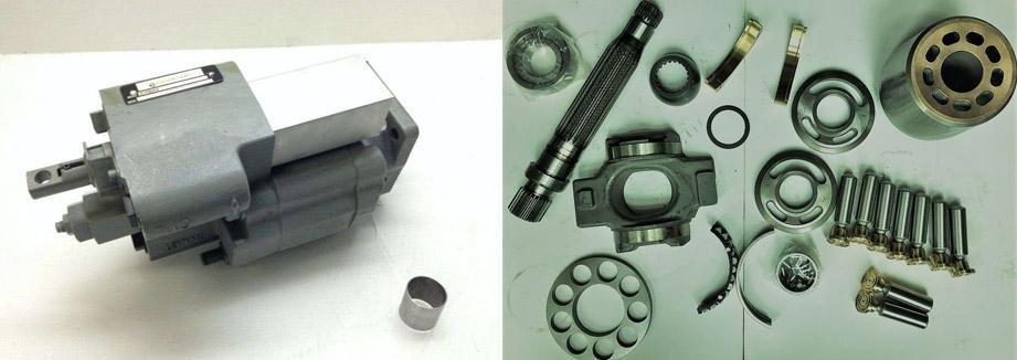 Запчасти для гидронасоса Bosch Rexroth A11VO145