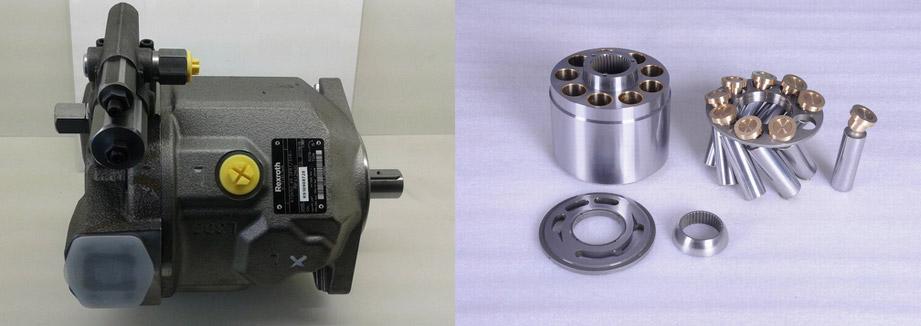 Запчасти для гидронасоса Bosch Rexroth A2FO10
