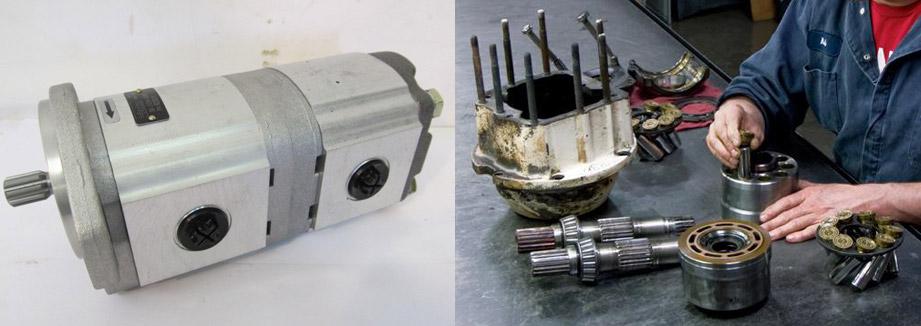 Запчасти для гидронасоса Bosch Rexroth A8VTO200