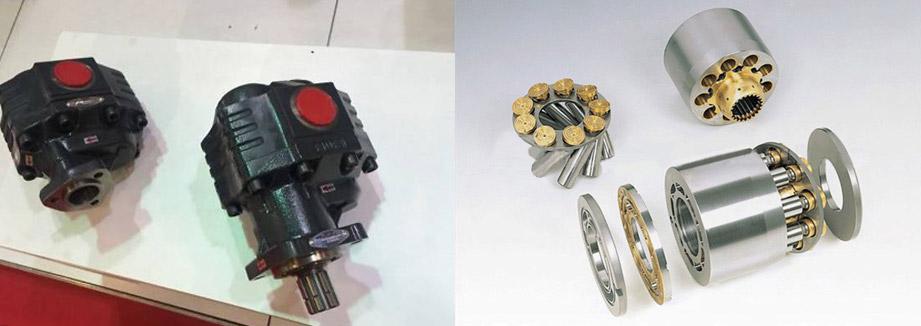Запчасти для гидронасоса Kawasaki NVK45