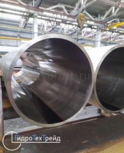 Изготовления трубы раскатанной Ø200х219