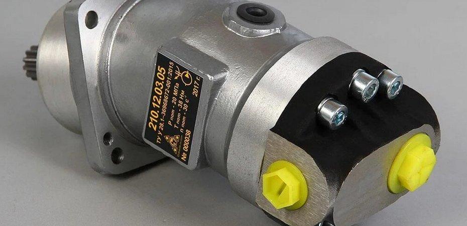Подготовка гидромотора к эксплуатации и технический контроль