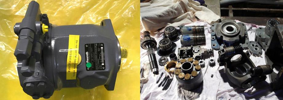 Запчасти для гидронасоса Rexroth Bosch A10VO74