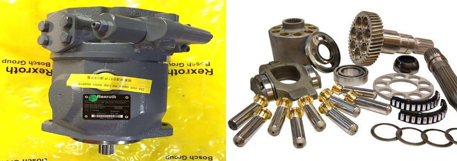 Запчасти для гидронасоса Bosch Rexroth A10VO180