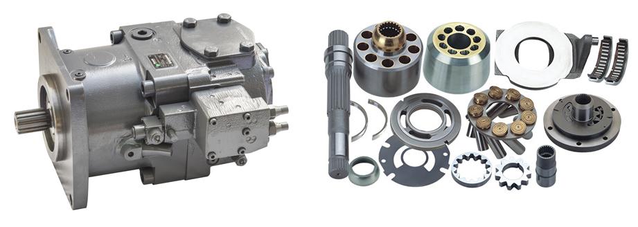 Запчасти для гидронасоса Bosch Rexroth A11VLO190