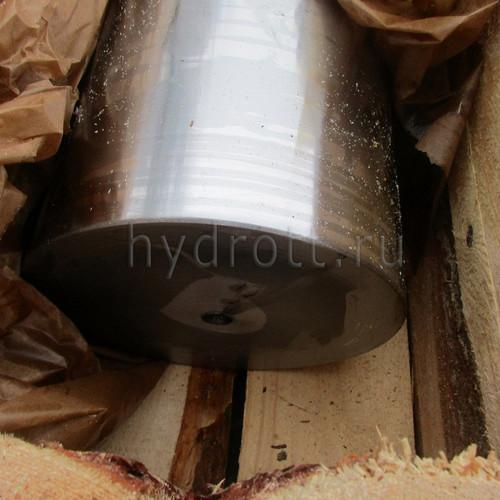 Пример производства хромированного штока 250мм